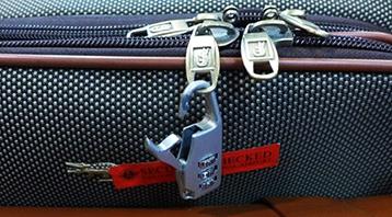 Sửa khóa vali