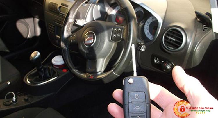 Cam kết khi làm remote ô tô