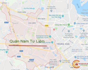 Đức Quang nhận sửa khóa tại nhà quận Nam Từ Liêm
