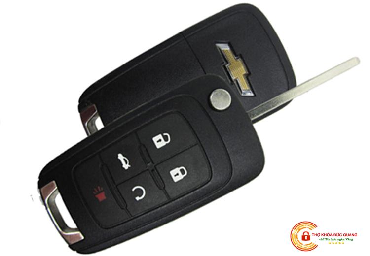 Làm chìa khóa xe Chevrolet