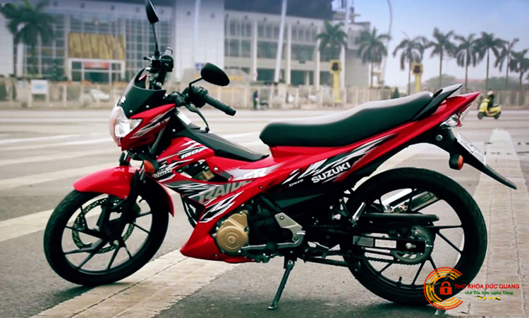 Làm chìa khóa xe máy Suzuki