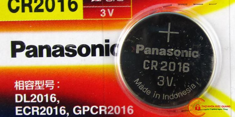 PIN remote ô tô chuẩn hàng chính hãng