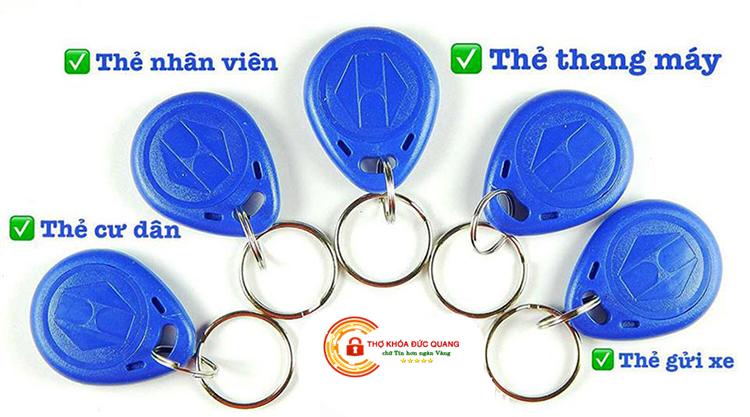 Sao chép thẻ từ đa năng tại nhà huyện Thanh Trì