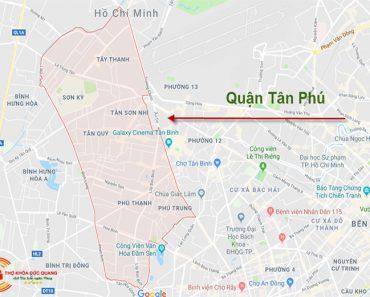 Sửa khóa tại nhà quận Tân Phú