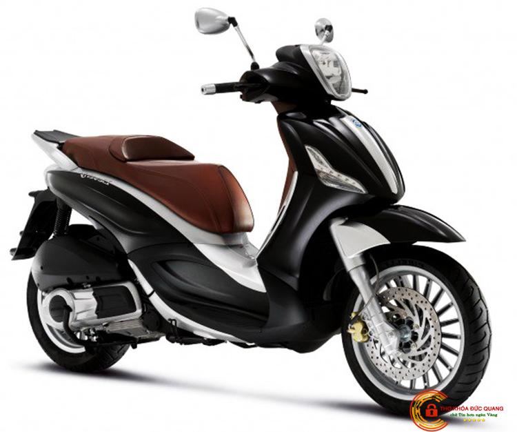 Sửa khóa xe máy Piaggio tại nhà
