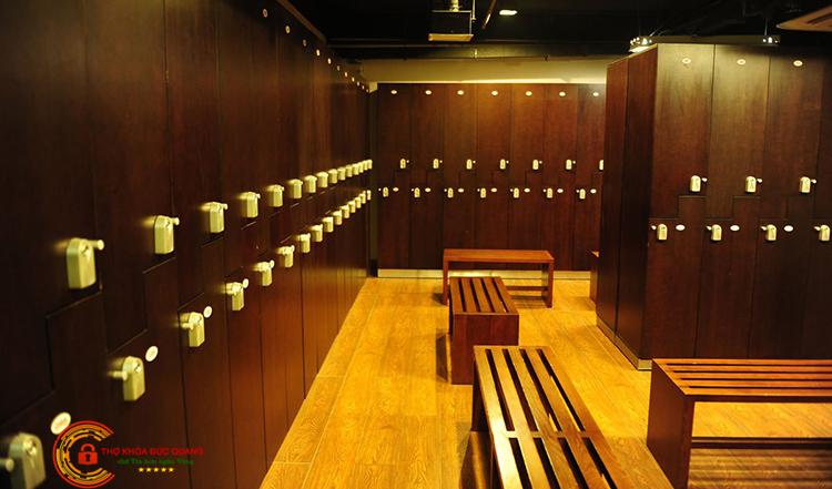 Dịch vụ sửa ổ khóa tủ locker, ổ khóa tủ đựng đồ phòng gym, siêu thị tại quận Tân Bình