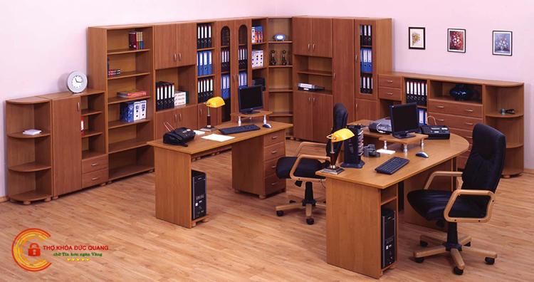 Tủ văn phòng đẹp