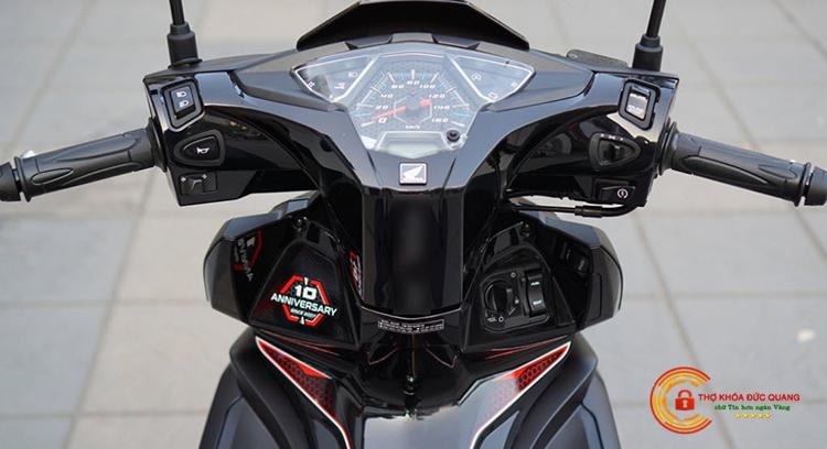 Những ưu điểm khi thay mới, độ ổ khóa Smartkey cho xe máy
