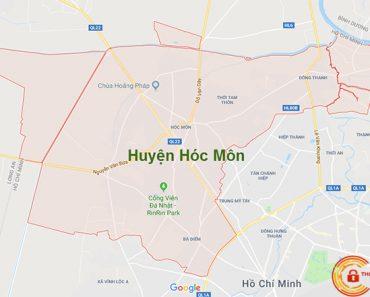 Sửa khóa tại nhà huyện Hóc Môn