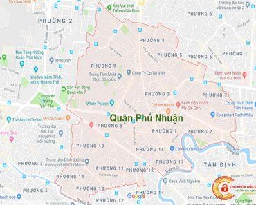 Sửa khóa tại nhà quận Phú Nhuận