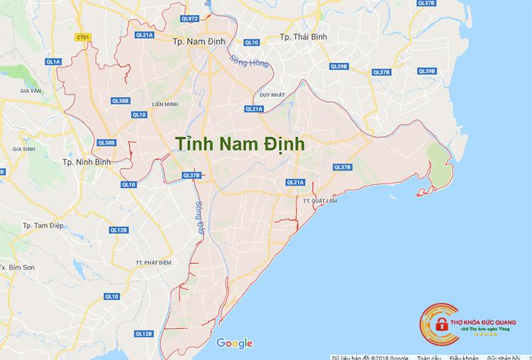 Sửa khóa tại nhà Nam Định