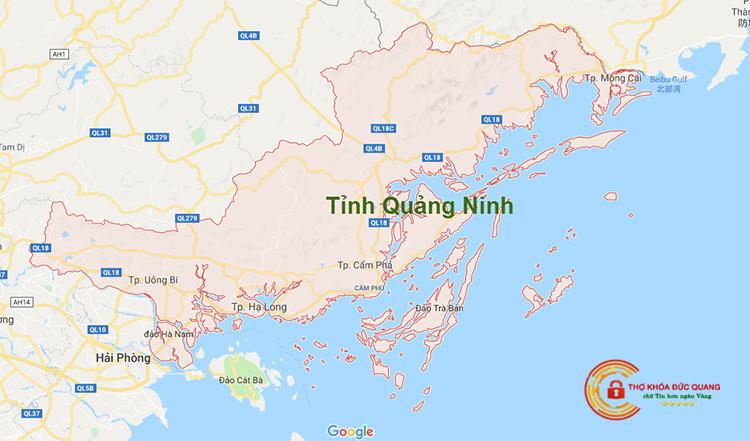 Sửa khóa tại nhà Quảng Ninh