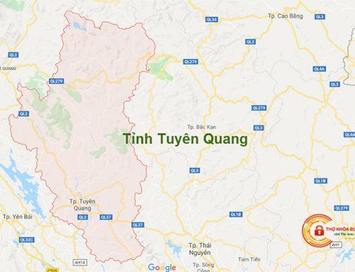 Sửa Khóa Tại Nhà Tuyên Quang【Giá Chỉ Từ 99K + KM 25%】