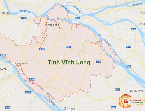 Thợ Sửa Khóa Tại Nhà Vĩnh Long【GIÁ RẺ】KM Tới 25%
