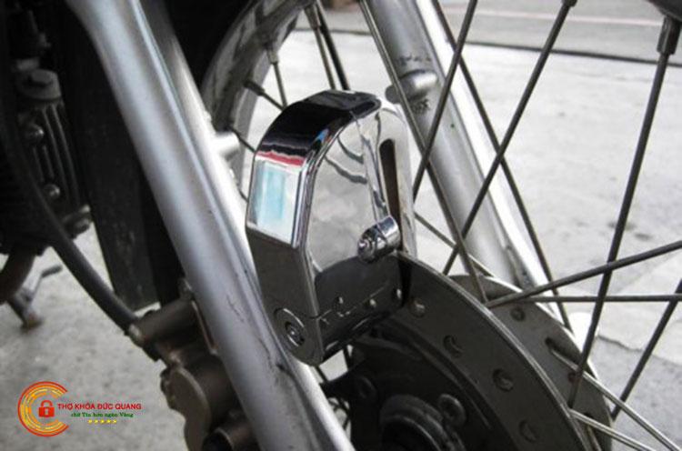 Khóa chống trộm xe máy là gì ?
