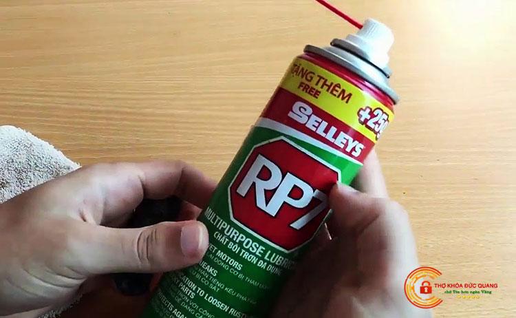 Bình xịt RP7