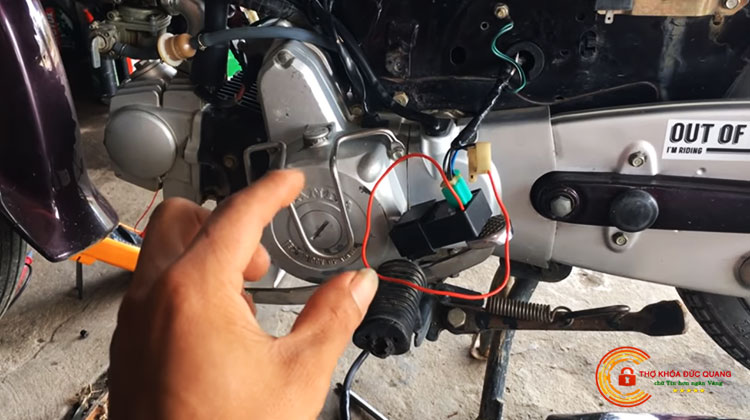 Tác dụng của IC xe máy