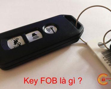 Key FOB là gì