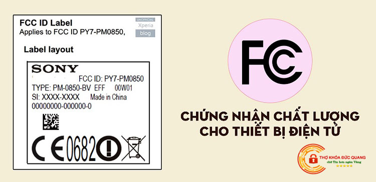 FCC ID là gì ?
