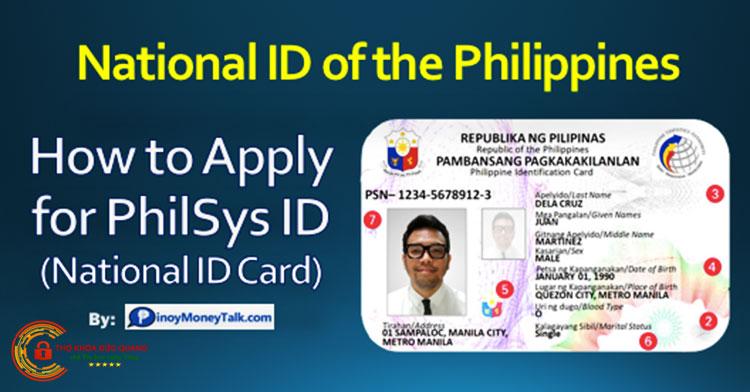 National ID là gì ?