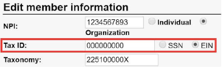 SSN / Tax ID là gì ?