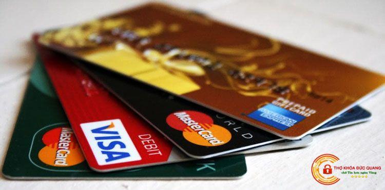 Thẻ từ và thẻ chip