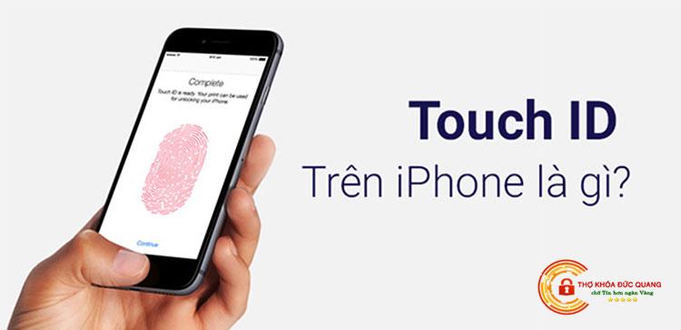 Touch ID là gì ?