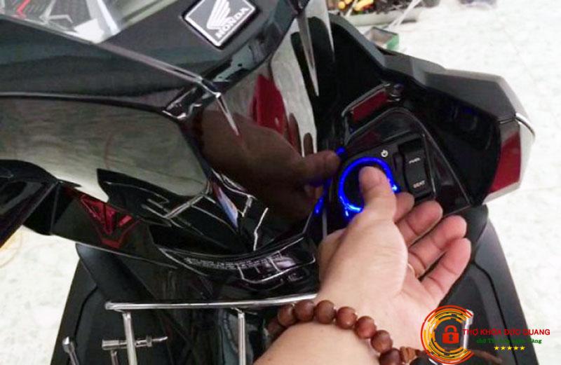 Cơ chế hoạt động của Smartkey xe máy