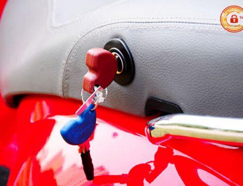 Làm Chìa Khóa Xe Vespa LX 125cc, Piaggio, Liberty【Giá Rẻ Nhất】