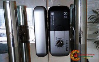 Cách lựa chọn ổ khóa cửa kính cường lực