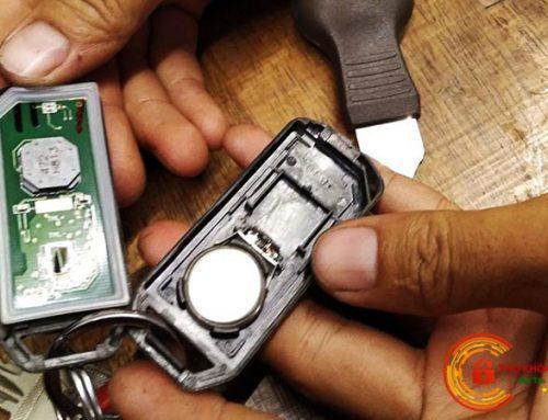 Địa Chỉ Bán, Thay PIN Remote Cửa Cuốn Giá Rẻ【Chuẩn Chính Hãng】