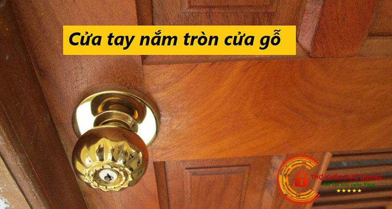 Thương hiệu sản xuất khóa cửa tay nắm tròn