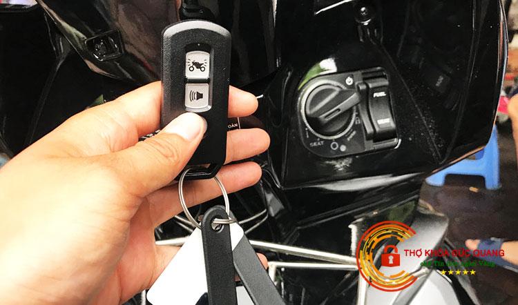 Chìa khóa Smartkey Honda