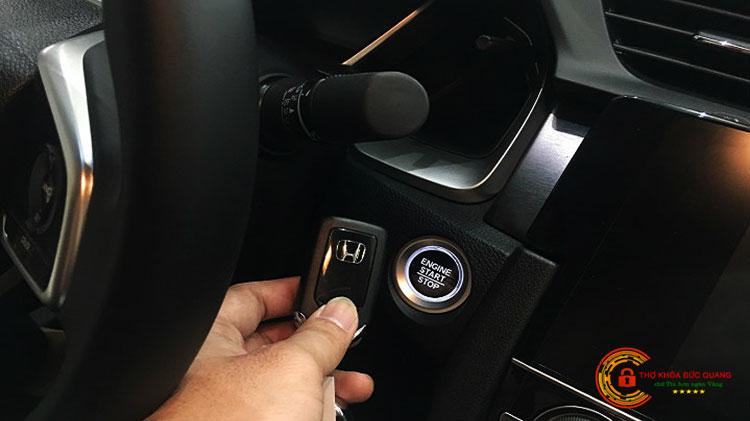 Dịch vụ làm chìa khóa ô tô tại Thái Nguyên