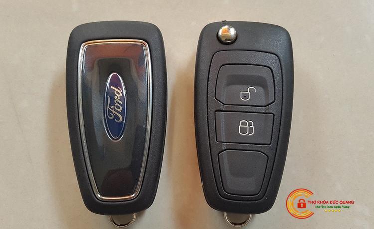 Làm chìa khóa ô tô Ford tại Hải Phòng giá rẻ