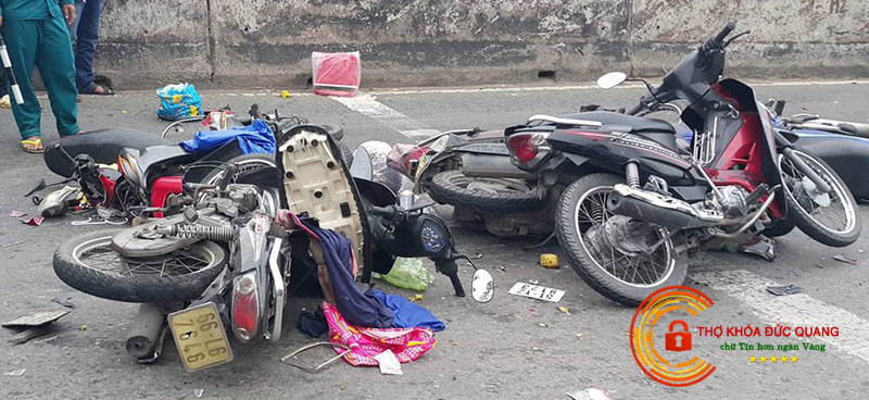 Nằm mơ thấy tai nạn xe máy là điềm báo gì