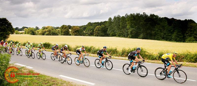 Nằm mơ thấy đua xe đạp