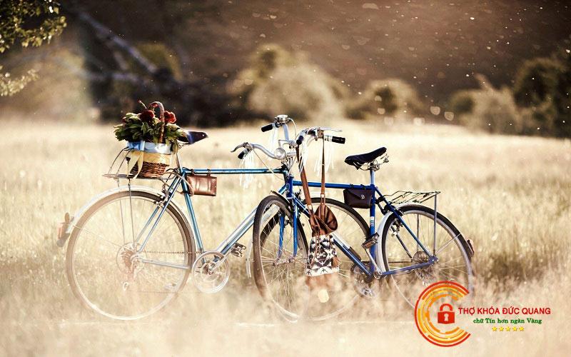 Nằm mơ thấy xe đạp