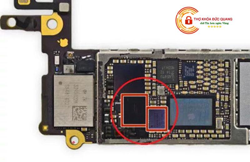 Mở khóa iCloud bằng cách thay IC