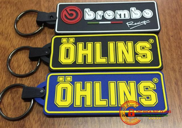 Móc khóa Ohlins