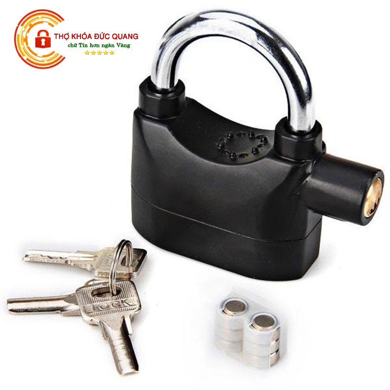 Mua ổ khóa chống trộm phù hợp túi tiền