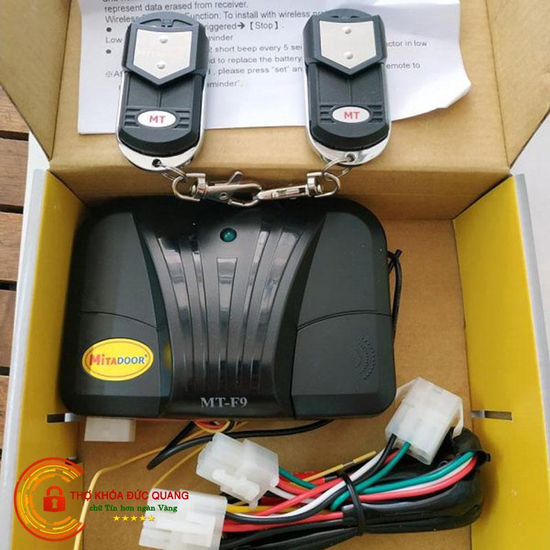 Remote cửa cuốn Mitadoor MT - F9