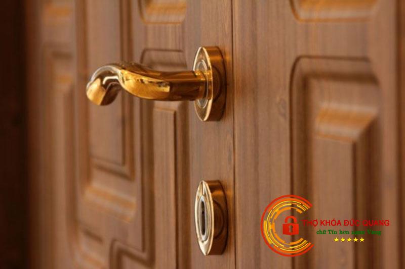 Ổ khóa cửa gỗ nào tốt nhất