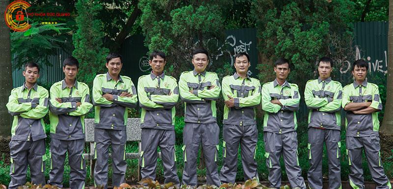 Đội ngũ thợ làm chìa khóa xe máy chuyên nghiệp