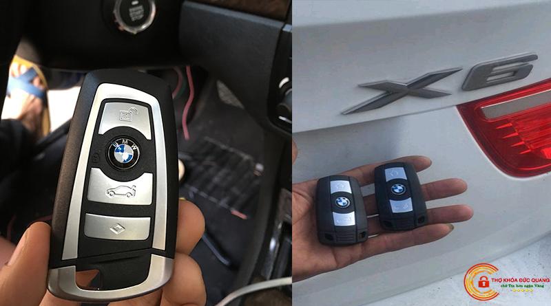 Làm Chìa Khoá BMW