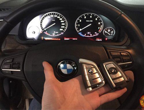 Làm Chìa Khóa Xe BMW Tận Nơi – Giá Tốt – Chìa Hãng